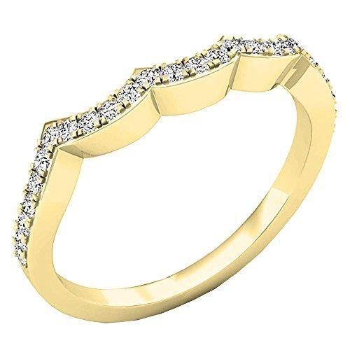 ALLIANCE - SOLITAIRE Bague Femme Diamants 0.25 ct  18 ct 750-1000 Or Ja