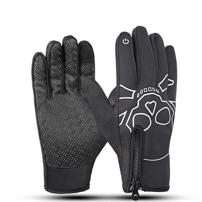 Pour sports ext/érieurs Tailles S // M // L // XL // XXL Gants de motocross pour homme et femme moto ou v/élo