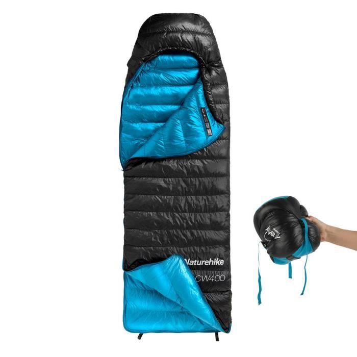 SAC DE COUCHAGE Sac de couchage épais duvet de camping duvet chaud