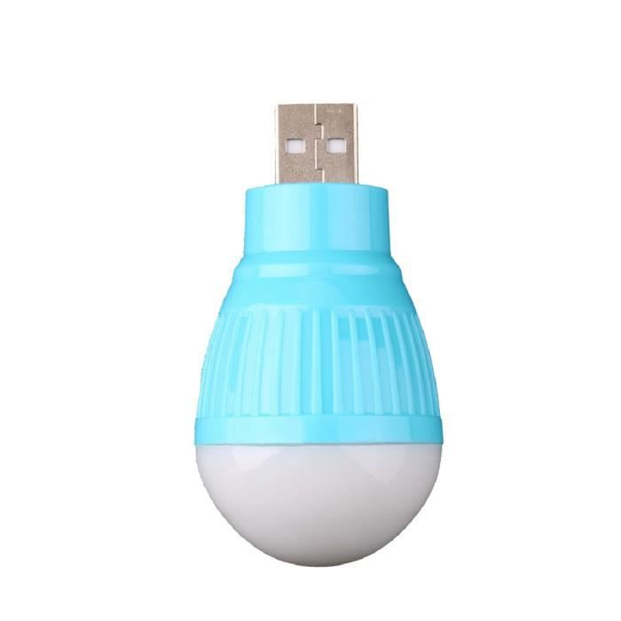 mini led ampoule de lampe de lumi re pour lire un bureau d 39 conomie d 39 nergie bleu clair 2016. Black Bedroom Furniture Sets. Home Design Ideas