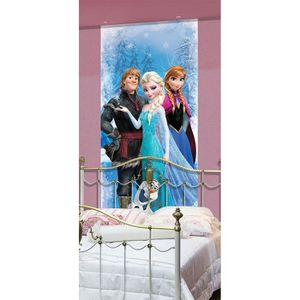 deco murale reine des neiges achat vente pas cher. Black Bedroom Furniture Sets. Home Design Ideas
