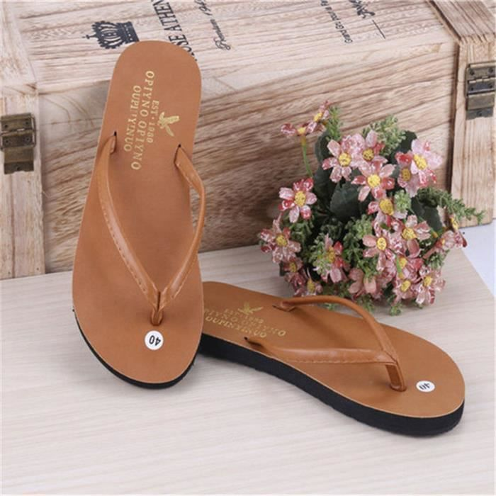 Thick Plush Lining Microsuede Anti-slip Rubber Outsole Indoor Outdoor Slip On Moccasin Slippers Shoe UR07E Taille-43 UToF9