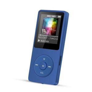 LECTEUR MP3 Lecteur Mp3 longue autonomie, jusqu'à 70 heures en