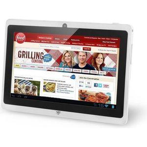 TABLETTE ENFANT BLANC Q88 7'' A331.2GHz 0.3 MPx 8 Go 512 Mo tablet