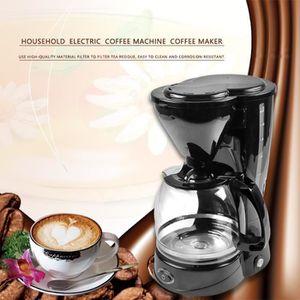 MACHINE À CAFÉ Théière de cafetière électrique de cafetière goutt