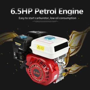 MOTEUR COMPLET Moteur essence HUILE MOTEUR 6.5HP 168F unique cyli