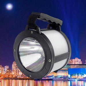 LAMPE DE POCHE Led Searchlights New T6 Miner's Lamp Long Shots Ou