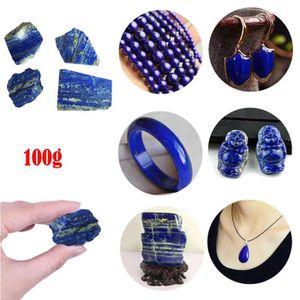 Perle de Pierre 1pc Lapis Lazuli Rectangle 18x13mm   4558550014979