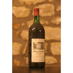 VIN ROUGE Château Taillefer, magnum 1974 Rouge