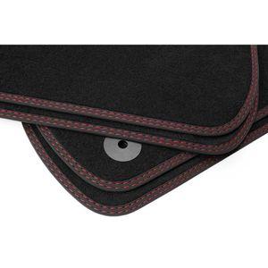 TAPIS DE SOL Premium double couture tapis de sol pour Peugeot 2