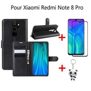 HOUSSE - ÉTUI Haute Qualité Housse Xiaomi Redmi Note 8 Pro Houss