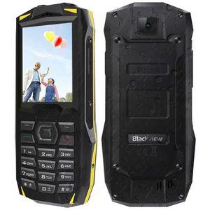 Téléphone portable Telephone Portable Incassable, Blackview BV1000 Té