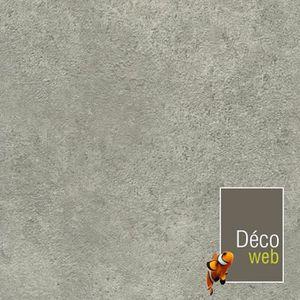 SOLS PVC Sol PVC Best - Effet Béton Gris - 2x4m