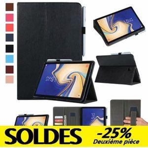 HOUSSE TABLETTE TACTILE Etui Samsung Galaxy Tab S4 10.5 Housse (T830, T835