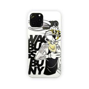 COQUE - BUMPER Coque iPhone 11,Disney Lapin Blanc Antichoc Premiu