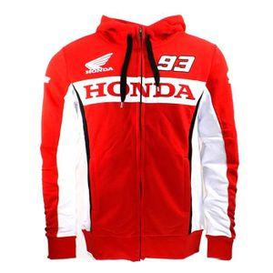Marc Marquez 93 Dual Honda Moto GP Hoodie