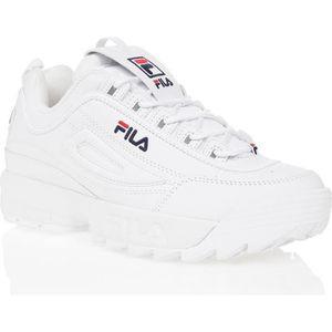 BASKET FILA Baskets Disruptor - Homme - Blanc