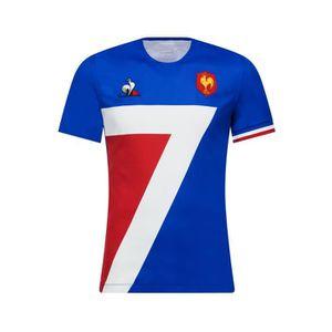 MAILLOT DE RUGBY Maillot France Rugby à 7 Domicile 2018-19