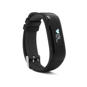 MONTRE CONNECTÉE Santé Fitness Tracker avec moniteur de fréquence c