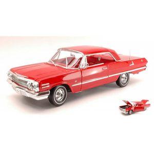 Chevrolet Bel Air Convertible 1957 Comme neuf Vert Maquette De Voiture 1:18 MotorMax