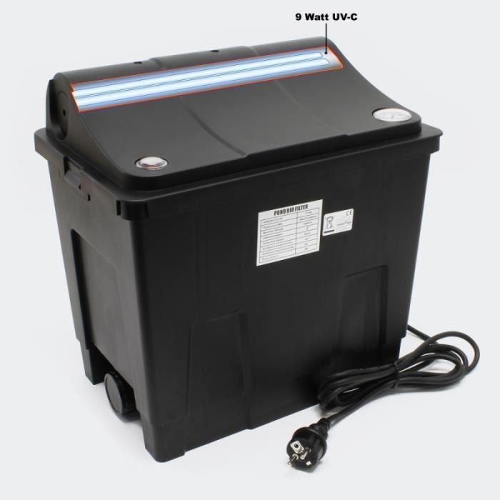 Filtre biologique + Unité UV 4216148