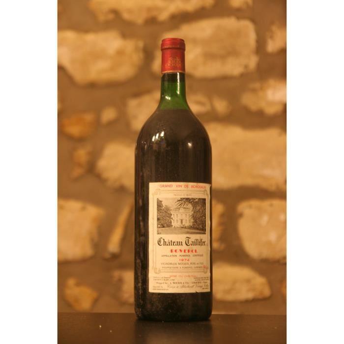 Château Taillefer, magnum 1974 Rouge