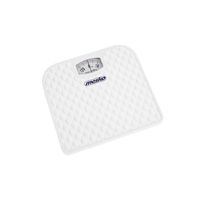 Balance mécanique de salle de bains - MS 8160 Blanc