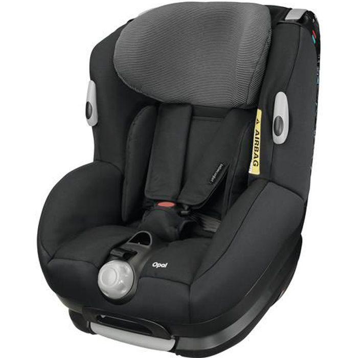 BEBE CONFORT siège auto OPAL Black Raven, Groupe 0+/1, de la naissance à 4 ans, dos à la route