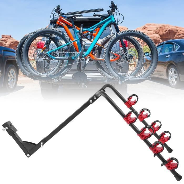 Support de vélo Porte-vélos Porte-vélos Montage sur attelage Porte-bagages 4 Place pour véhicule automobile-FAS