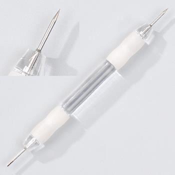 Bâtonnet Goupille à enrouler pr la technique créative du Quilling, Long. 140 mm