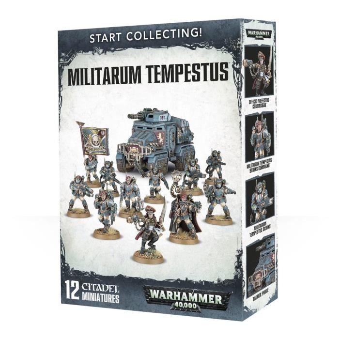 Games Workshop 70-54, Figurine à collectionner, Multicolore, Jeu vidéo, Adultes, Warhammer 40.000, Plastique