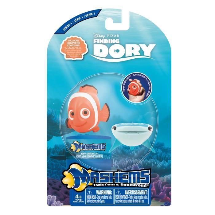 ASMOKIDS - MASH'EMS - Pack de 2 Figurines Dory