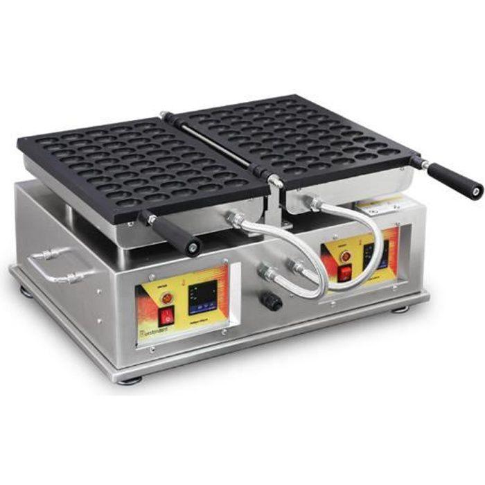 Gaufrier Electrique Oeuf Gâteau Four QQ Egg Waffle Baker Maker Machine 220V 1.5Kw