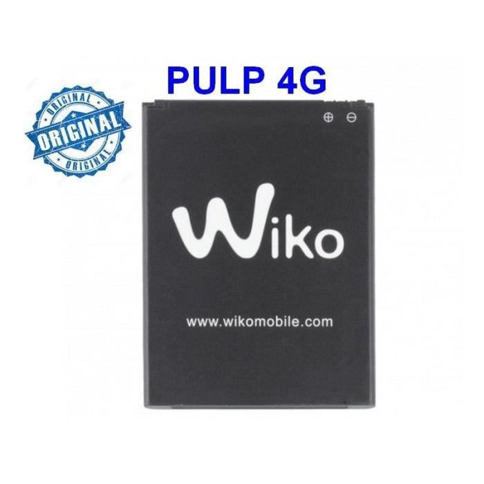 Batterie Interne Wiko Pulp 4 G