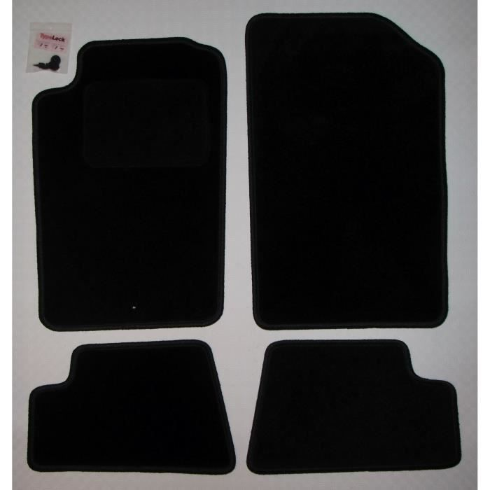 tapis de sol sur mesure pour peugeot 206 cc achat vente tapis de sol tapis de sol sur mesure. Black Bedroom Furniture Sets. Home Design Ideas