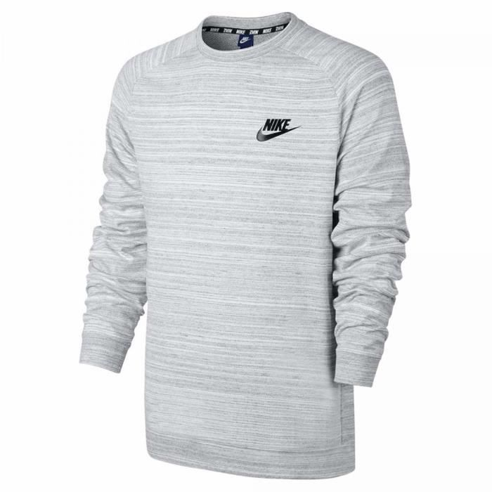 premium selection best service top fashion Sweat Nike Sportswear Advance 15 Crew - 861758-100