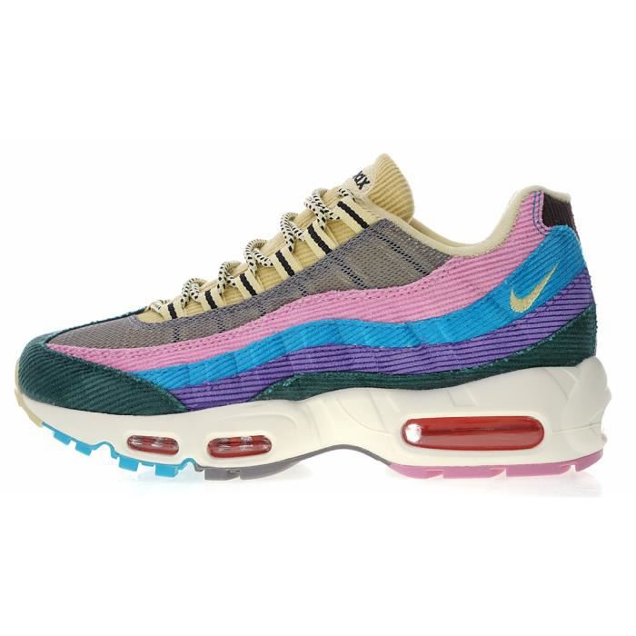 new concept d666f 3532d BASKET Sean Wotherspoon x Nike Air Max 95 OG - Chaussure
