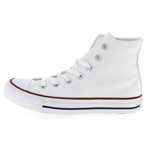 meet 2a71a d0188 ... BASKET CONVERSE Basket Mixte All Star HI - Toile - Blanc. ‹›