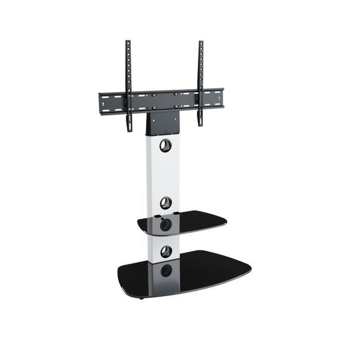 Hauteur Meuble Tele avf lucerne meuble tv cantilever avec support intégré