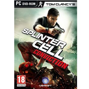 JEU PC SPLINTER CELL CONVICTION : Tom CLANCY'S / JEU PC D