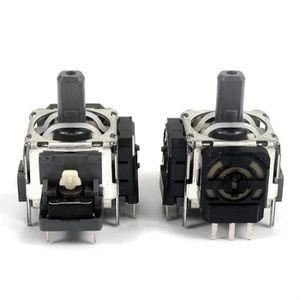CAPUCHON STICK MANETTE Lot de 2 capteur analogique 3D Fixation des pièces