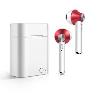 CASQUE - ÉCOUTEURS Ecouteur Bluetooth 5.0 Oreillette sans Fil Sport 5