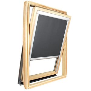 rideau de velux achat vente rideau de velux pas cher cdiscount. Black Bedroom Furniture Sets. Home Design Ideas