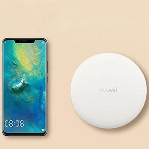 CHARGEUR TÉLÉPHONE Huawei Chargeur Qi Sans Fil Blanc, Charge Inductio