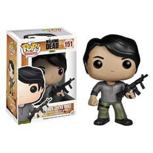 FIGURINE DE JEU Figurine Funko Pop! The Walking Dead: Glenn Prison