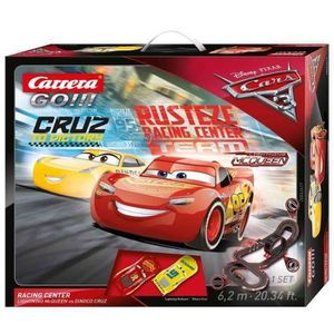 CIRCUIT Carrera Go!!! Circuit Electrique Disney / Pixar Ca