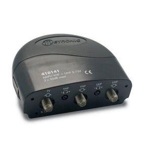 AMPLIFICATEUR HIFI Métronic 410141 Amplificateur fonction coupleur (U