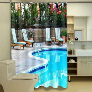 rideau de piscine achat vente rideau de piscine pas cher cdiscount. Black Bedroom Furniture Sets. Home Design Ideas