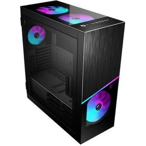 BOITIER PC  MSI MPG SEKIRA 500X - Boîtier Moyen Tour Gaming AR