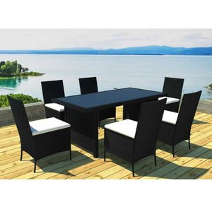ensemble table et chaises de jardin achat vente ensemble table et chaises de jardin pas cher. Black Bedroom Furniture Sets. Home Design Ideas
